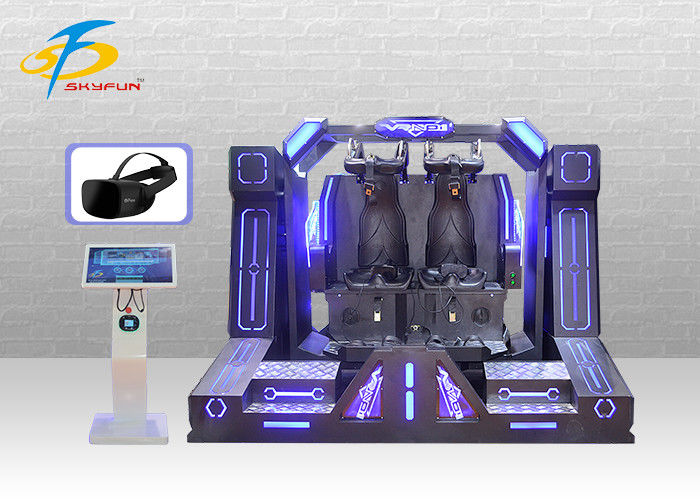 Super Pendulum 9D VR Cinema Machine With 10 Pieces Games / Virtual Reality Simulator